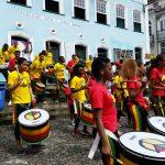 Show com Olodum marca o Dia da Consciência Negra em Campinas